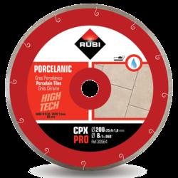 CPX-PRO RUBI. АЛМАЗНЫЙ ДИСК 200*25,4*1,6*7