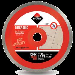 CPR-SUPERPRO RUBI. АЛМАЗНЫЙ ДИСК 115 мм