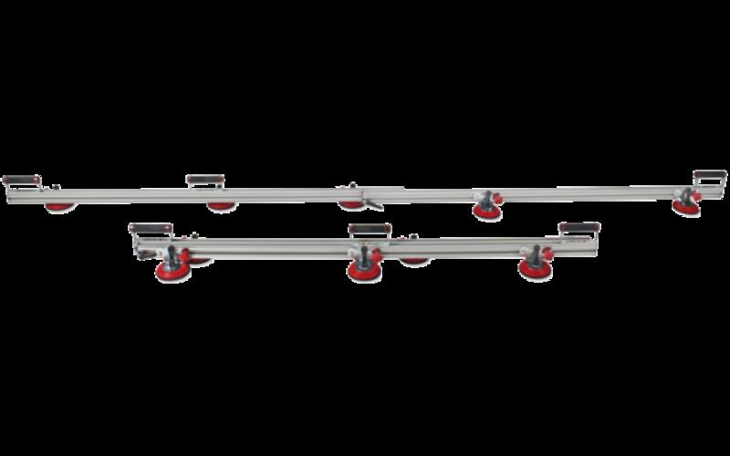 Slim System Easy Trans RUBI. Система транспортировки больших плит тонкого к/г