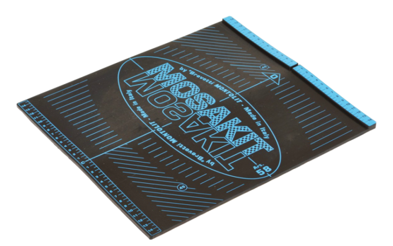 58 Резиновый коврик<br> для мозаики и тонкой плитки<br> Montolit