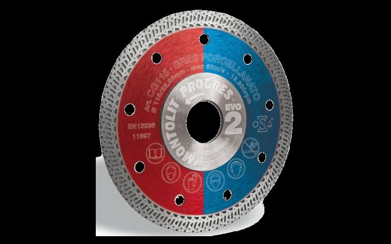 CG<br> Алмазный диск Montolit<br> 100 * 22,2 * 1,4 * 10