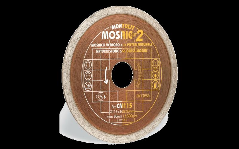 CM<br> Алмазный диск Montolit<br> 100 * 22,2 * 1,2 * 10