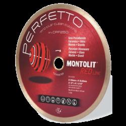 MONTOLIT АЛМАЗНЫЙ ДИСК - CPF 200*25,4*2,0*10