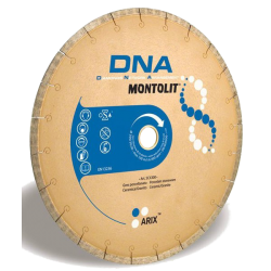 MONTOLIT АЛМАЗНЫЙ ДИСК - SCX 300*25,4*2,4*8