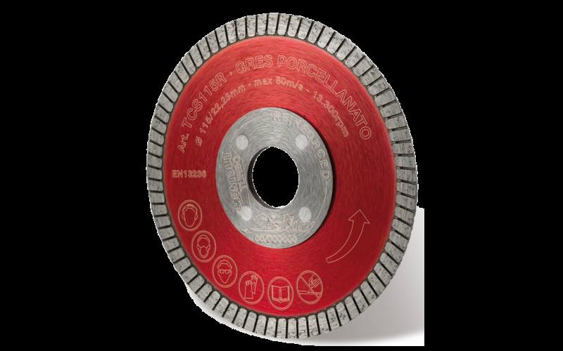 TCS-R<br> Алмазный диск Montolit<br> 100 * 22,2 * 1,4