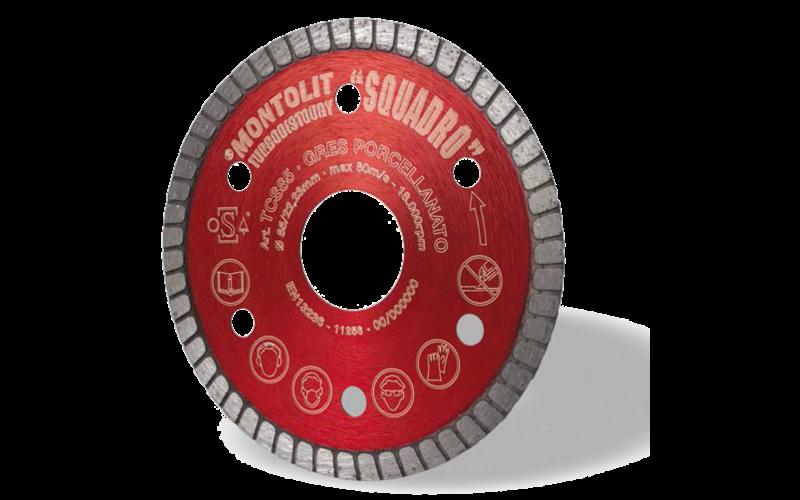 SQUADRO TCS-R<br> Алмазный диск Montolit<br> 85 * 22,2 * 1,0