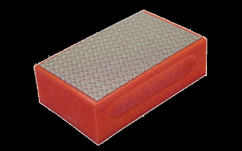 200 грит Алмазная подушка<br> для керамики, мрамора<br> проф.серия Mastertech Montolit