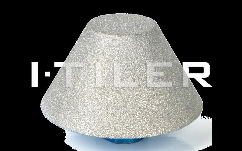 FPS75 Алмазная фреза<br> для обработки отверстий<br> Ø 35-75 мм