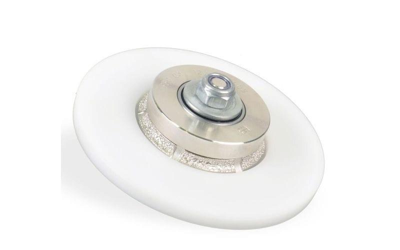 FPB05. Алмазная фреза<br> по керамике и камню<br> для округления R 5 мм
