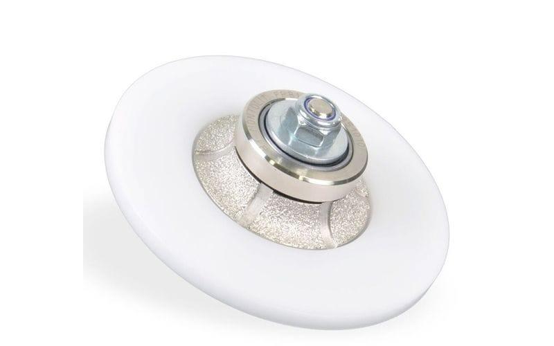 FPB10. Алмазная фреза<br> по керамике и камню<br> для округления R 10 мм