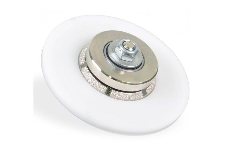 FPE03. Алмазная фреза<br> по керамике и камню<br> для снятия фаски 45° 3 мм