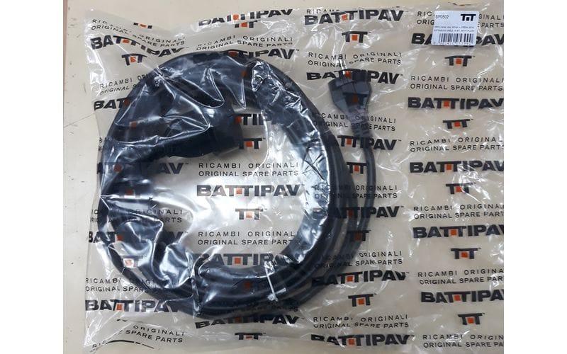 Кабель 10 м<br> Schuko-разъём 230 V<br> Battipav - SP0502