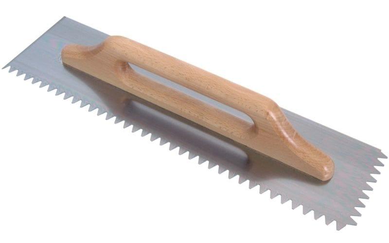 Гребёнка с V-зубьями<br> 48 х 13 см<br> 11 мм