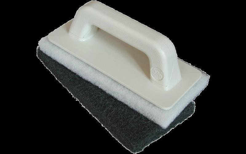 FINISH набор для эпоксидных и цементных затирок<br> 12 × 25 × 2 см