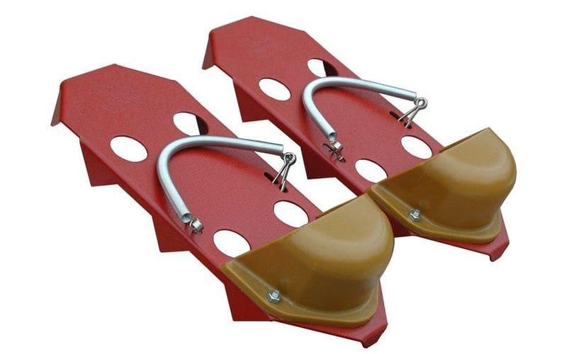 Накладки на обувь<br> для хождения по клею<br> Raimondi