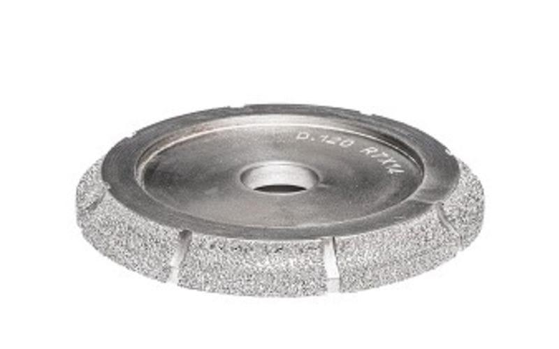 Алмазная фреза R 6 мм<br> для формирования профиля<br> Raimondi