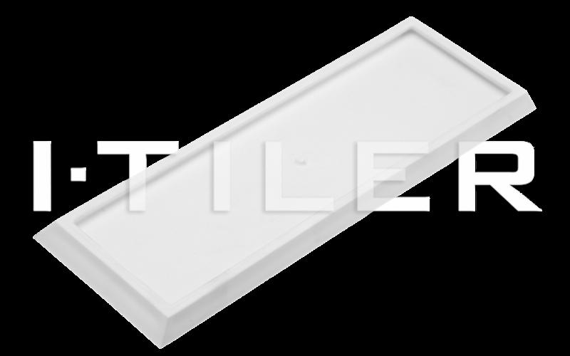 Сменная основа гладилки</br>для затирки швов