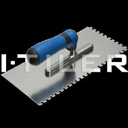 ГРЕБЁНКА INOX 28 х 13 см, 6*6 мм. SIGMA