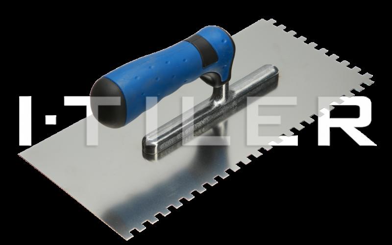 Гребёнка 28 х 13 см<br> нержавеющая сталь<br> 6*6 мм