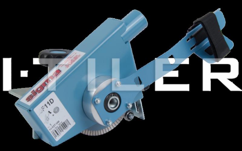 Kera-Flex EXT - электрорезка<br> большеформатных плит<br> 38F11D