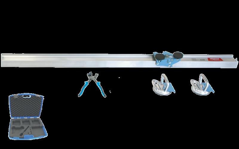 Kera-Cut INX - 161 см<br> цельная направляющая<br> 8C3