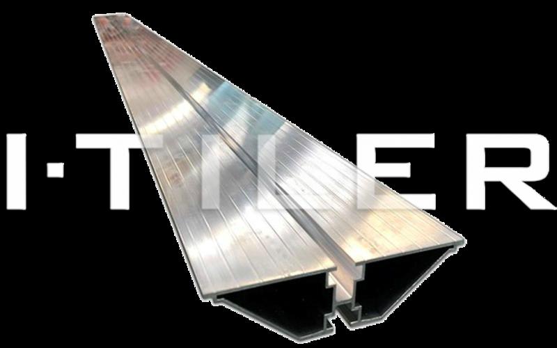 103853 Алюминиевый профиль<br> дополнительный<br> 180 x 13 см