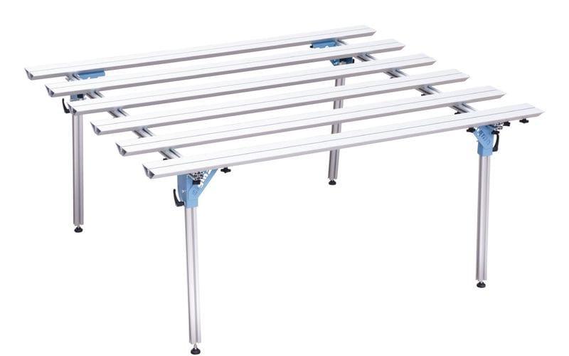 63F Стол для плит и слабов<br><br> 180 × 151,5 × h82 см