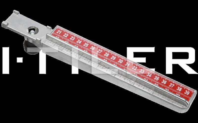 Удлинитель линейки на 20 см<br> для плиткорезов Tecnica<br> 17D3