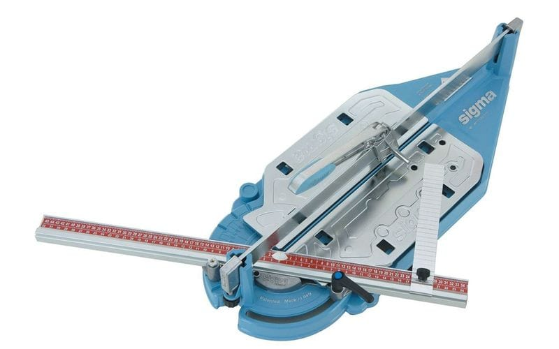 3B4K Sigma - 64,4 см<br> плиткорез профессиональный<br> серия Klick Klock - от себя