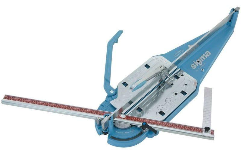 3D2K Sigma - 92,4 см<br> плиткорез профессиональный<br> серия Klick Klock - от себя