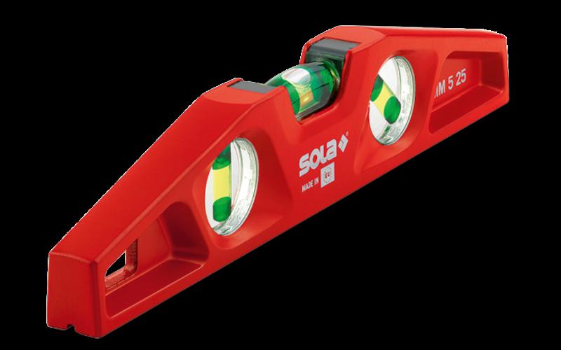 SOLA серия MM 5<br> уровень магнитный<br> 25 см