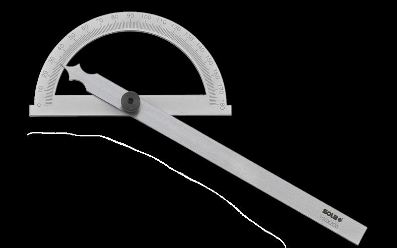 Sola угольник GR<br> выгравированная разметка<br> 200 мм