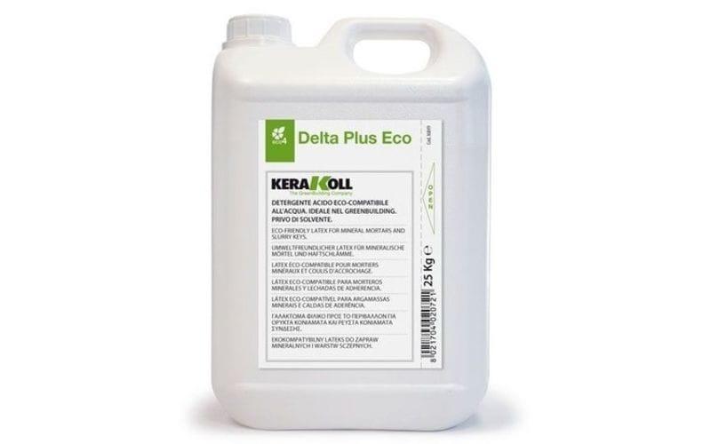 Delta Plus Eco<br> очиститель цементных остатков<br> Transparent 1 кг
