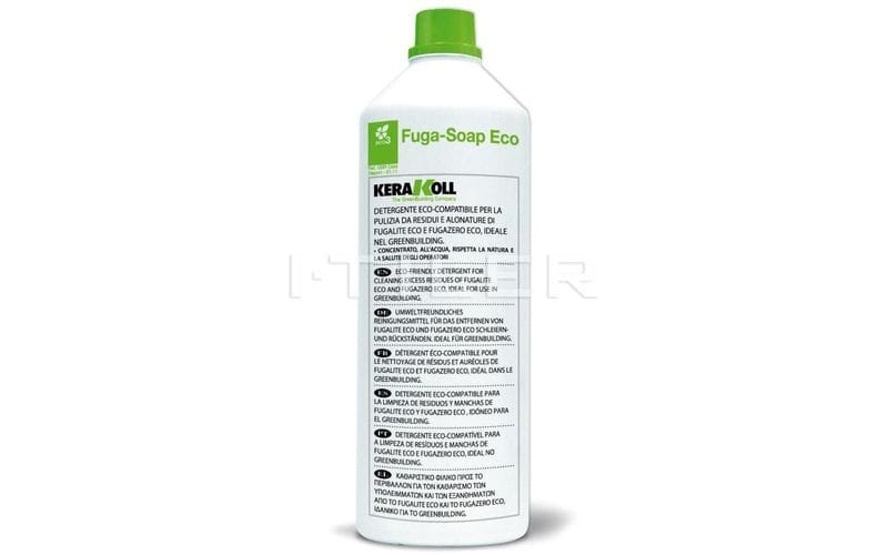Fuga-Soap Eco<br> очиститель для Fugalite Eco<br> Transparent &nbsp;1 л
