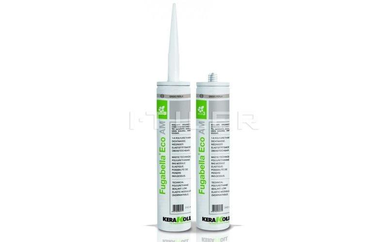 Fugabella Eco AM<br> герметик полиуретановый<br> 01 - White &nbsp;| &nbsp;310 мл