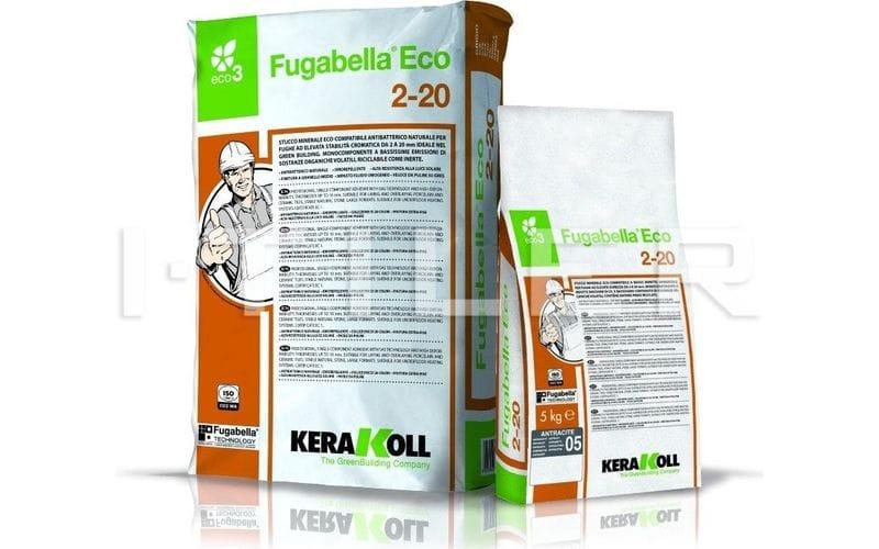 Fugabella Eco Porcelana 2-20<br><br> 03 | 04 | 05 | 08 - 25 кг
