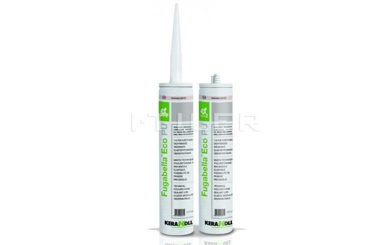 Fugabella Eco PU<br> герметик полиуретановый<br> 01 - White &nbsp;| &nbsp;310 мл