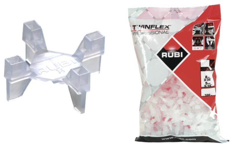 2-5 мм - 100 шт., пакет<br> расшивки TwinFlex<br> Rubi, Испания | 02956
