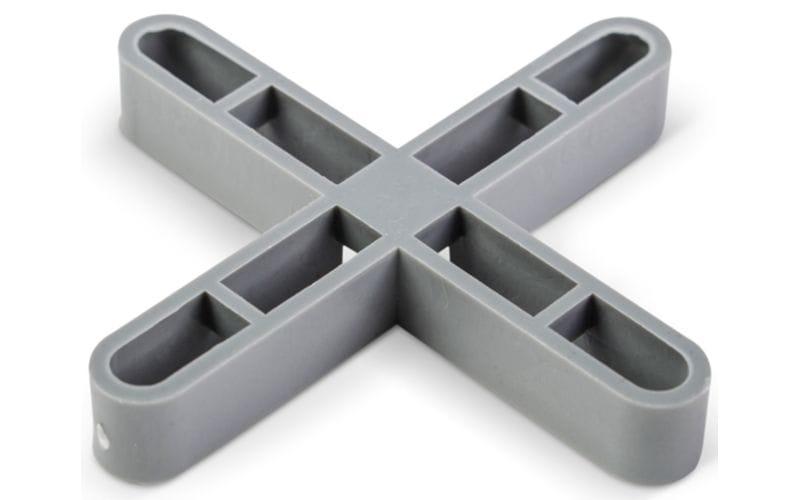 6 мм - 100 шт.<br> Крестики для плитки RUBI<br> 02036