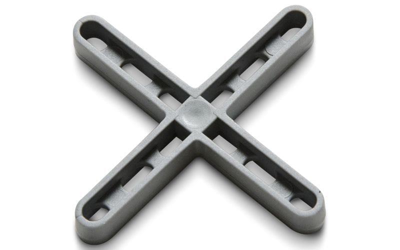 4 мм - 200 шт.<br> Крестики для плитки RUBI<br> 02954