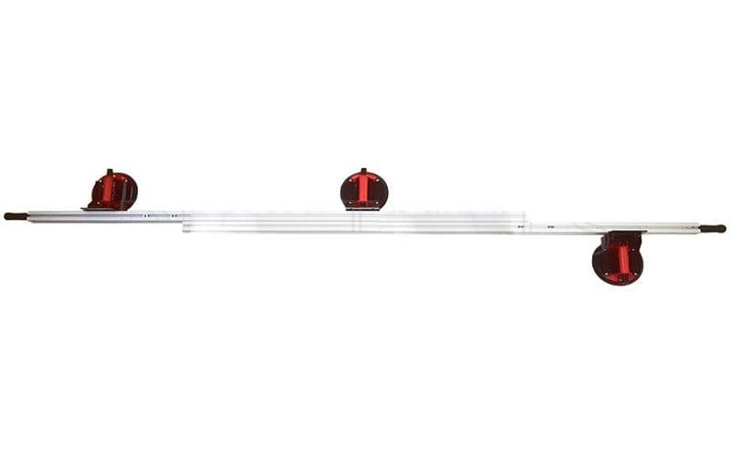 Переноска 320 см<br> телескопическая<br> 3 присоски Ø 205 мм с помпой