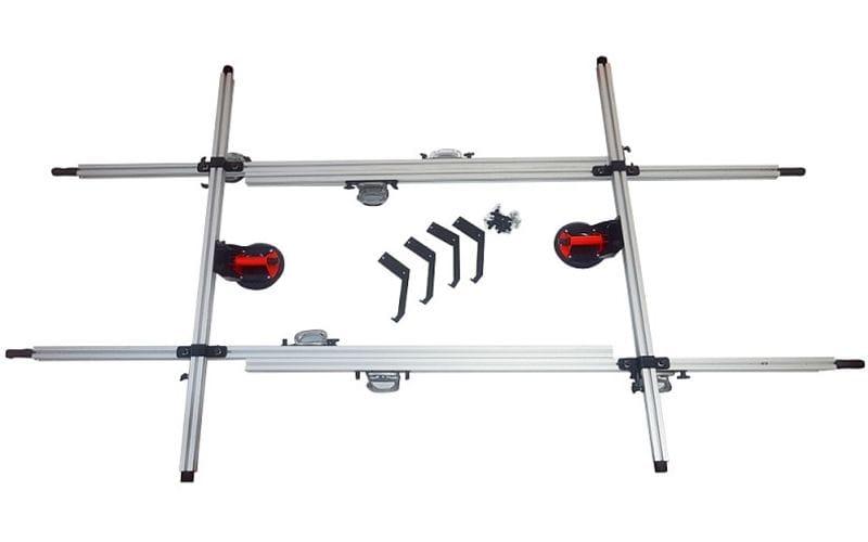 Переноска 320 см × 160 см<br> телескопическая<br> вес плиты ≤ 100 кг