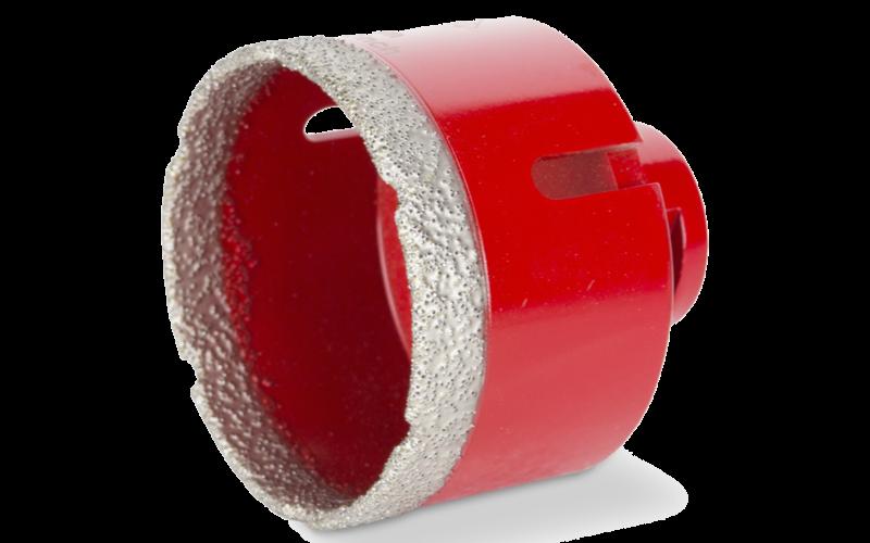 Ø 65 мм<br> Алмазная коронка RUBI<br> Dry Gres