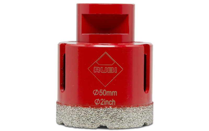 Ø 50 мм<br> Алмазная коронка RUBI<br> Dry Gres