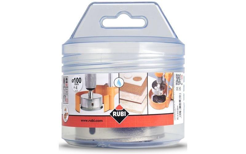 Ø 100 мм<br> Алмазная коронка RUBI<br> Easy Gres