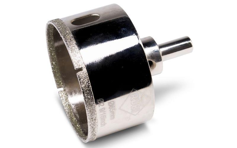 Ø 65 мм<br> Алмазная коронка RUBI<br> Easy Gres