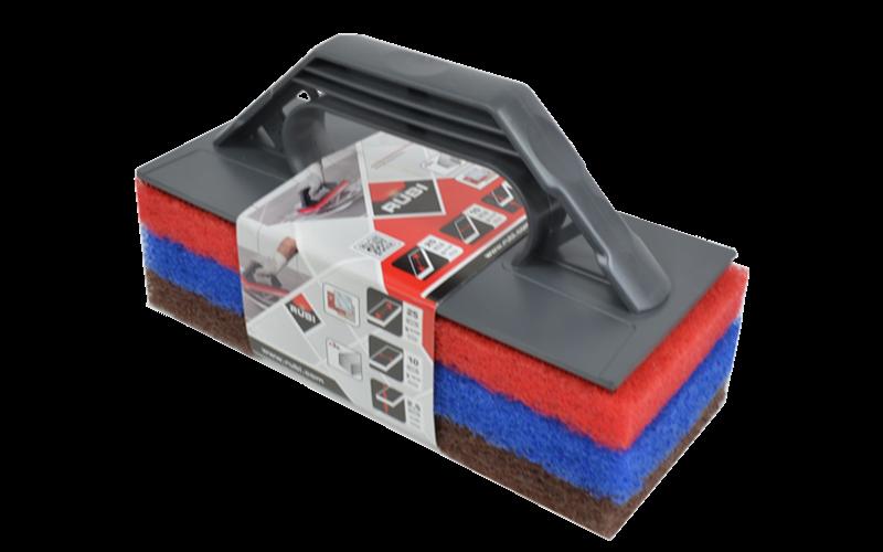 Набор для очистки керамики<br> мягкая / средняя / жёсткая<br> 20900