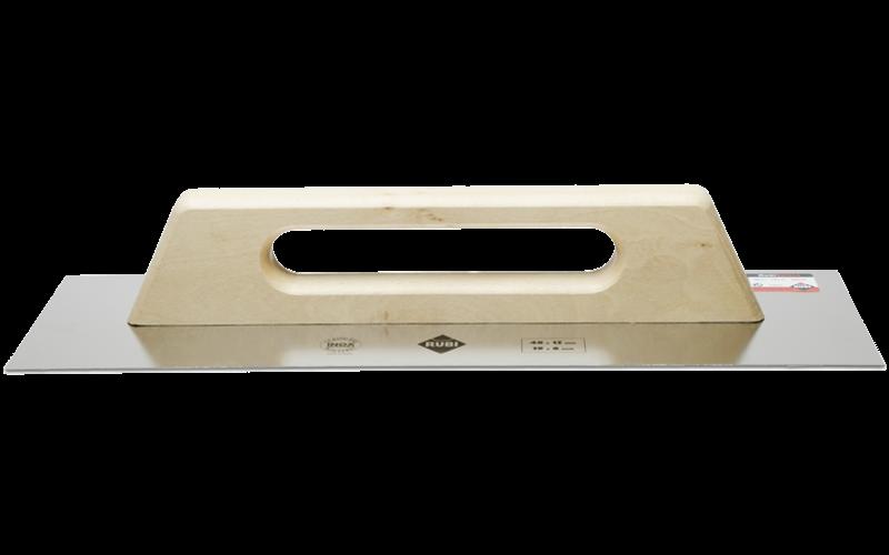 Гребёнка 48×12 см Rubi<br> гладкая    INOX<br> 72915