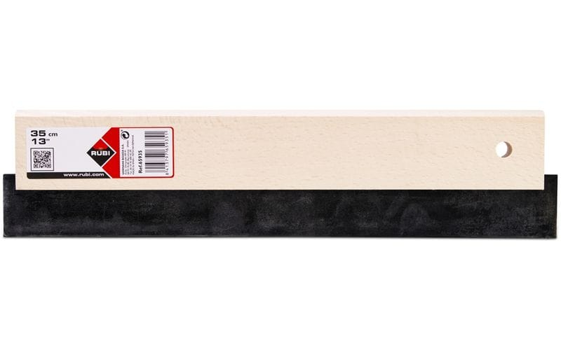 Шпатель для затирки Rubi<br> 35 см<br> 65935