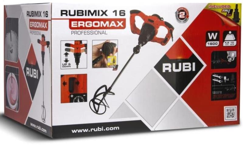 RUBIMIX-16 ERGOMAX отзывы